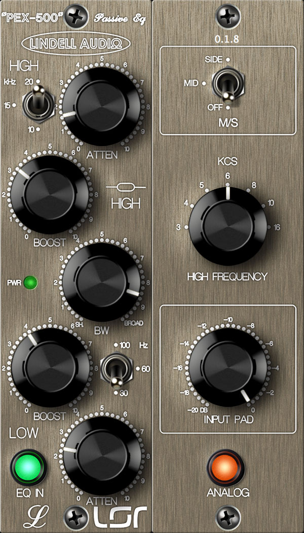 Lindell Plugins - Analog Feel In A Digital World